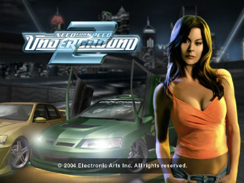 Need for speed underground 2 cheats codes and secrets for gamecube